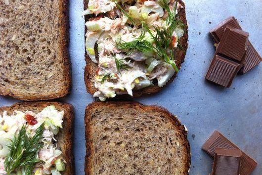 Tuna Salad Gets Crazy, Goes Global