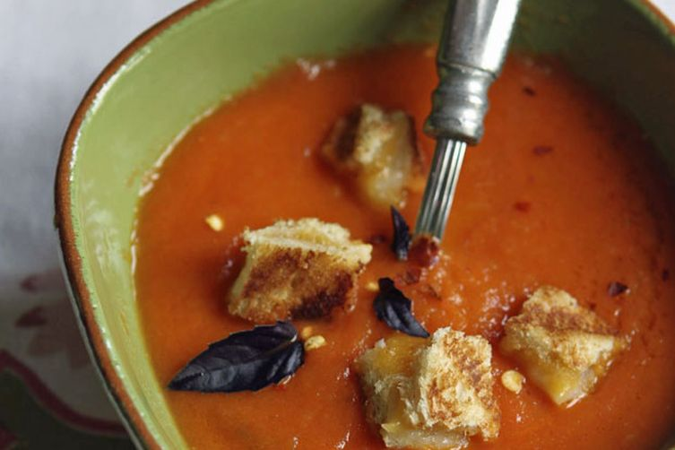 Early Girl Tomato Soup