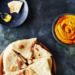 814e3d5c 1ea9 4f66 8cda 3a7744ac0b39  2015 0824 chewy layered roti with curried cannellini puree and curried spiced oil bobbi lin 8128
