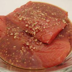 Asian Spiced Salmon & Jasmine Fried Rice