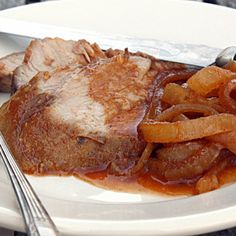 Slow and Low Roast Pork with Ginger Sriracha Barbeque Sauce