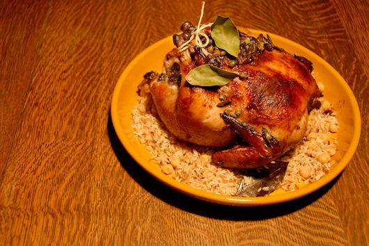 Chicken Marbell-ificent