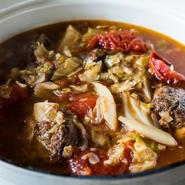 Sweet-Sour Short Rib Stew
