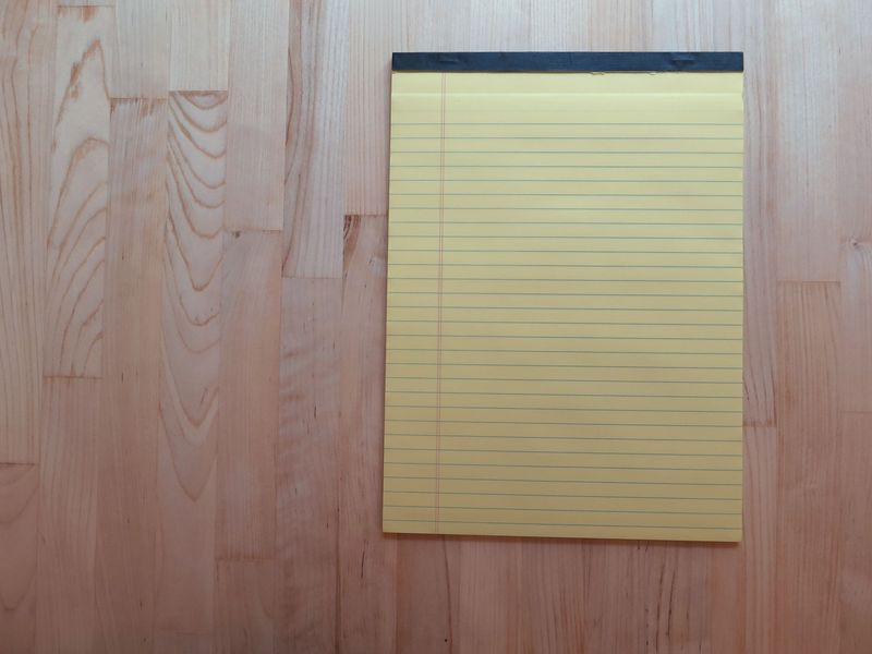 Our new Paper Pad, ready to work for you.