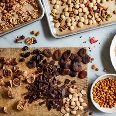 3 Addictive Snack Mixes You'll Munch On & Off the Trail