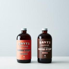 Coffee Syrup (2 Bottles)