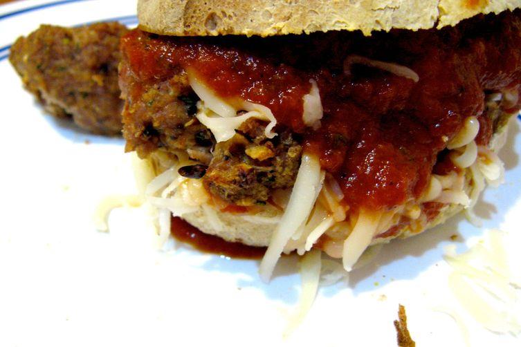 Peppery Turkey-Rosemary Meatballs