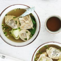 How to Make Wonton Soup at Home