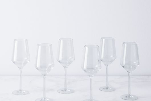 Shatterproof Outdoor Wine & Cocktail Glasses (Set of 6)