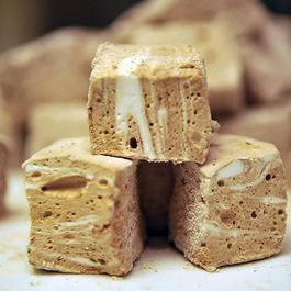 Chocolate Swirl Cinnamon Marshmallows