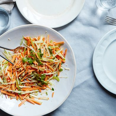Martha Stewart's Sweet Potato, Celery, and Apple Salad