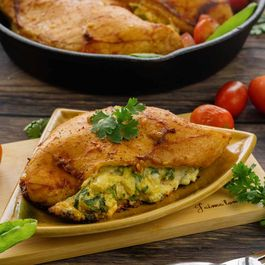 SPINACH STUFFED CHICKEN BREAST RECIPE: THE ULTIMATE