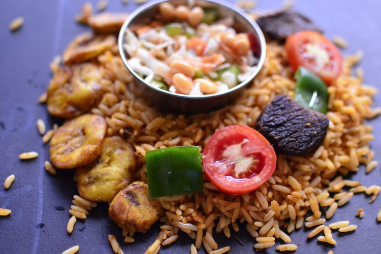 Classic nigerian jollof rice recipe on food52 classic nigerian jollof rice ccuart Gallery