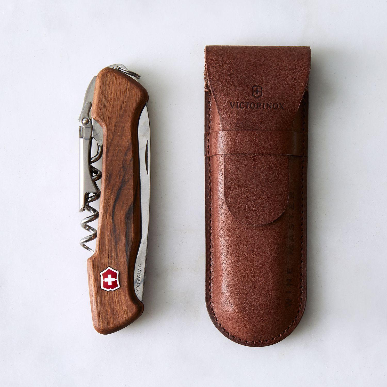 Walnut Swiss Army Pocket Knife On Food52