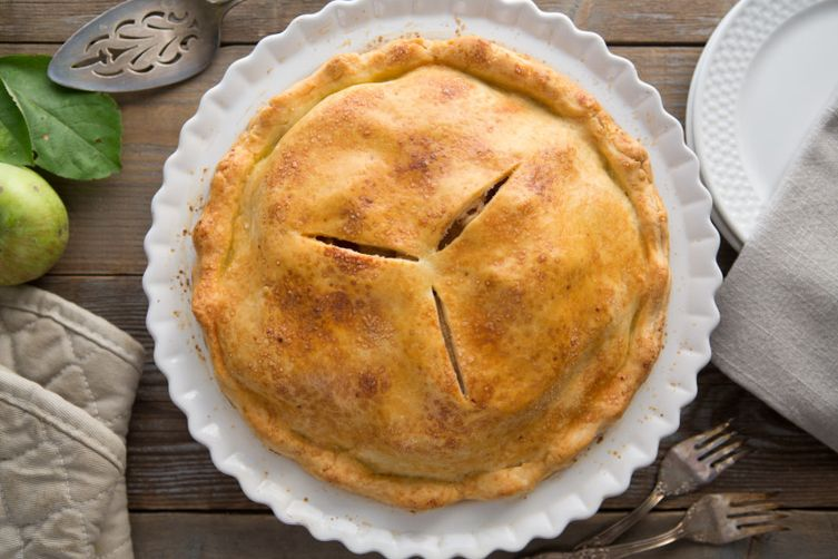 Hayley's Apple Pie
