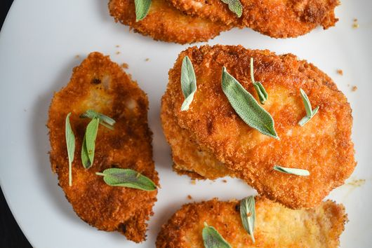 The Crispiest Cutlets