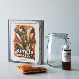 DIY Kimchi Kit with Signed Copy of The Kimchi Cookbook