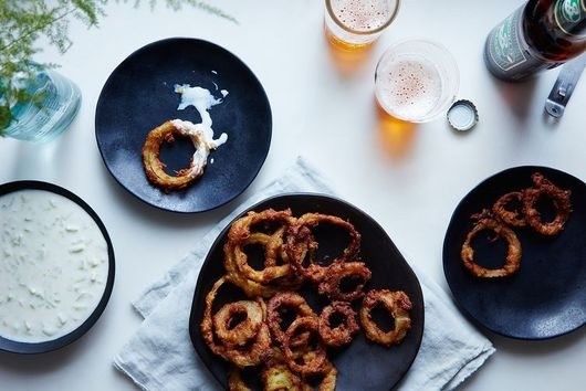 Bring Light to Your Hanukkah Table with Festive Fare