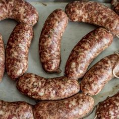 Sheboygan-Style Bratwurst