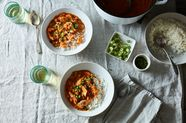 A Bright Fish Stew for Post-Beach Dinners (or Work Lunches)