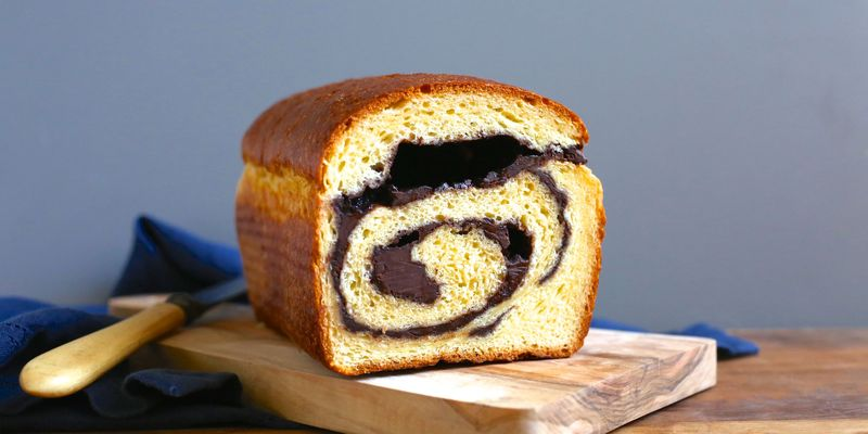 Chocolate swirl brioche puts those fears to rest