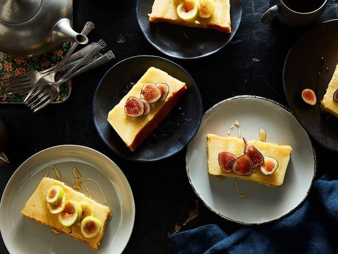 This Cake Gets Its Pudding-Like Smoothness from the Vegetable Aisle
