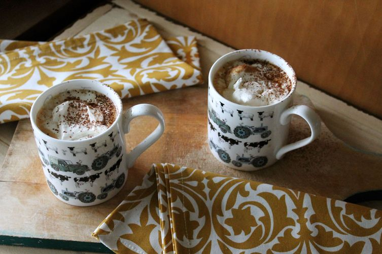 Two-Ingredient Hot Chocolate