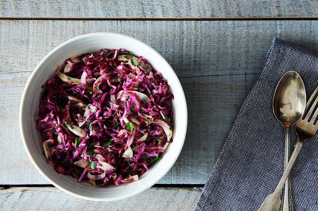 NR Slaw on Food52