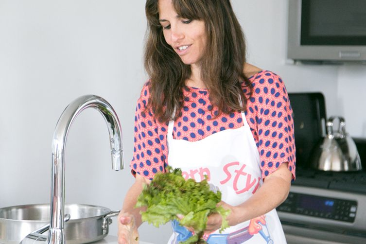 Gaby Basora's Orecchiette Salad
