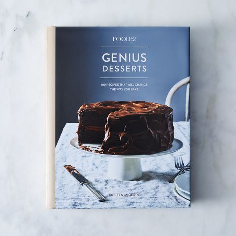 Signed Copy: Genius Desserts, by Kristen Miglore