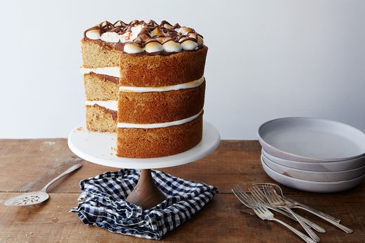 9 Naked Cakes That Prove Less (Frosting) Is More