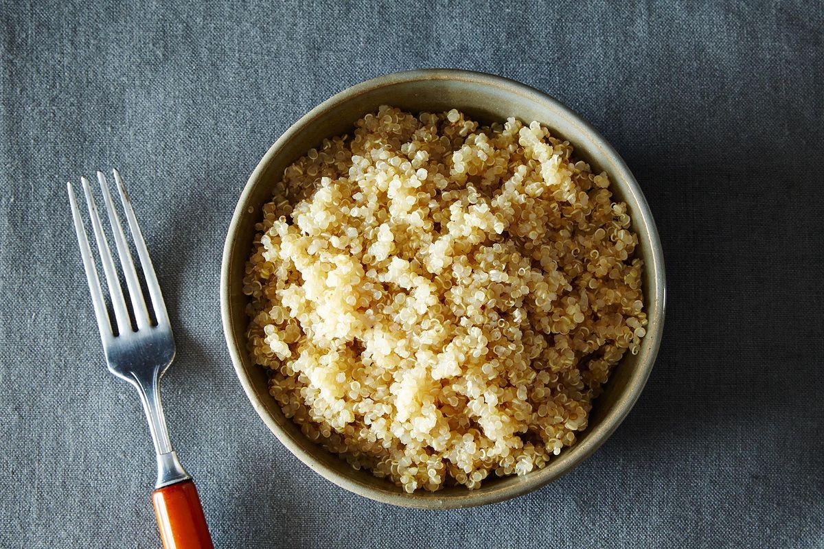How To Make Fluffy Quinoa
