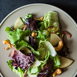 Salads and dressings by Shannon