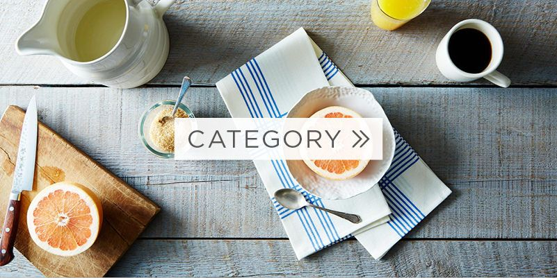Wedding Registry Announcement Categories