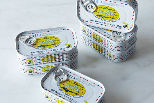 Portuguese Sardines in Olive Oil (6-Pack)