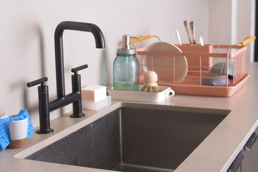 How to Get Your Kitchen Sink Zone in Order