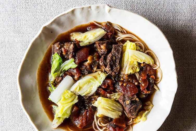 My Mom's Taiwanese Beef Noodle Soup Recipe on Food52