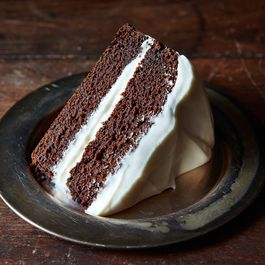 2dbbd44e d3f4 4659 b83c 5debc0047024  damp dark molasses gingerbread cooked cream cheese frosting cake food52 mark weinberg 14 11 21 0669