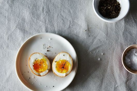 Make a Dozen Soy Sauce Eggs, Eat Them Morning, Noon & Night