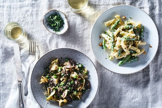 These Mascarpone Recipes Will Luxe Up Mushroom Pasta & So Much More