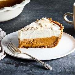 What's Better Than Pumpkin Pie? Pumpkin Cream Pie