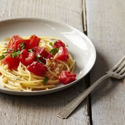 Dinner Tonight: Michael Ruhlman's Pasta with Tomato Water
