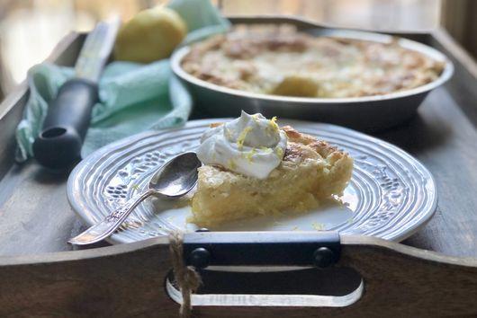 Double Crust Lemon Pie (Super Good Two Crust Lemon Pie)
