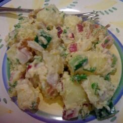 Zeltner's Potato Salad