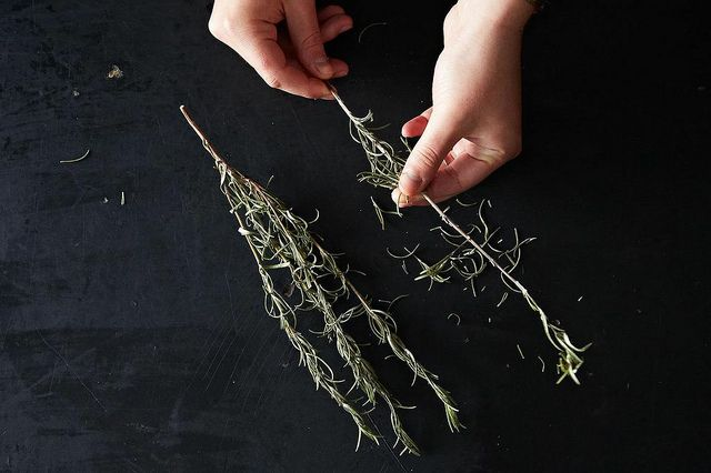 How to Dry Herbs at Home from Food52