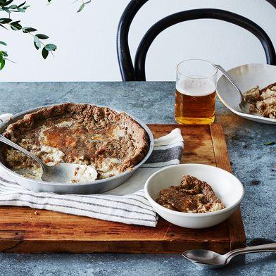 Lower Eastern Shore Oyster Pie