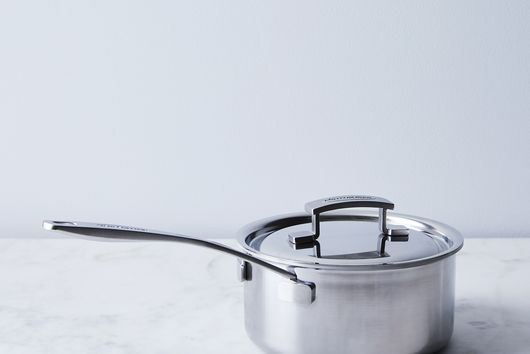 Demeyere Industry 5-Ply Stainless Saucepan
