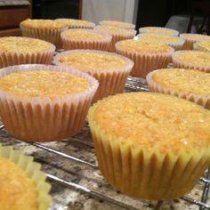 Peach-y Keen Muffins
