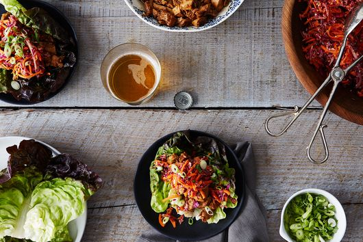 Don't Let Lettuce Get in the Way of Your Salad