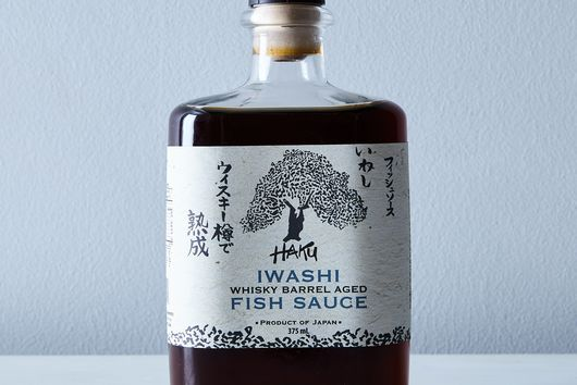 Haku Japanese Whisky Barrel Aged Fish Sauce